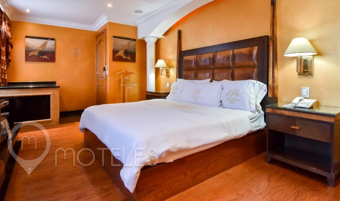 Habitacion Villa Master  del Motel Villas Princess