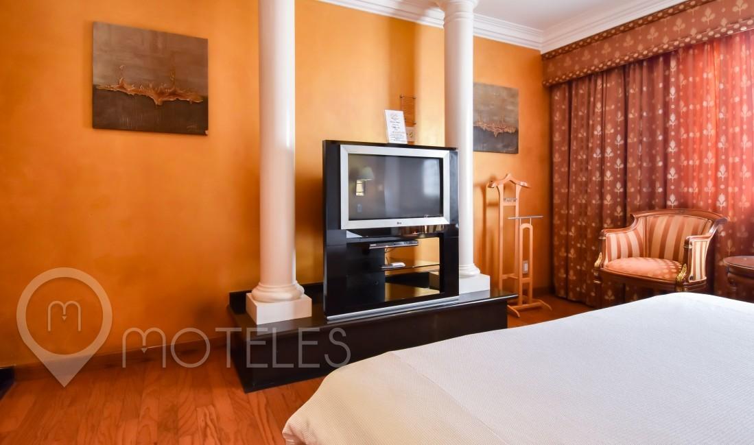 Habitacion Villa Sencilla  del Motel Villas Princess