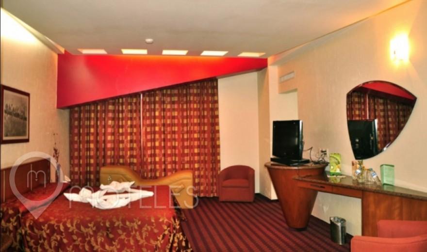 Habitacion Villa Sencilla del Motel Villas Puente