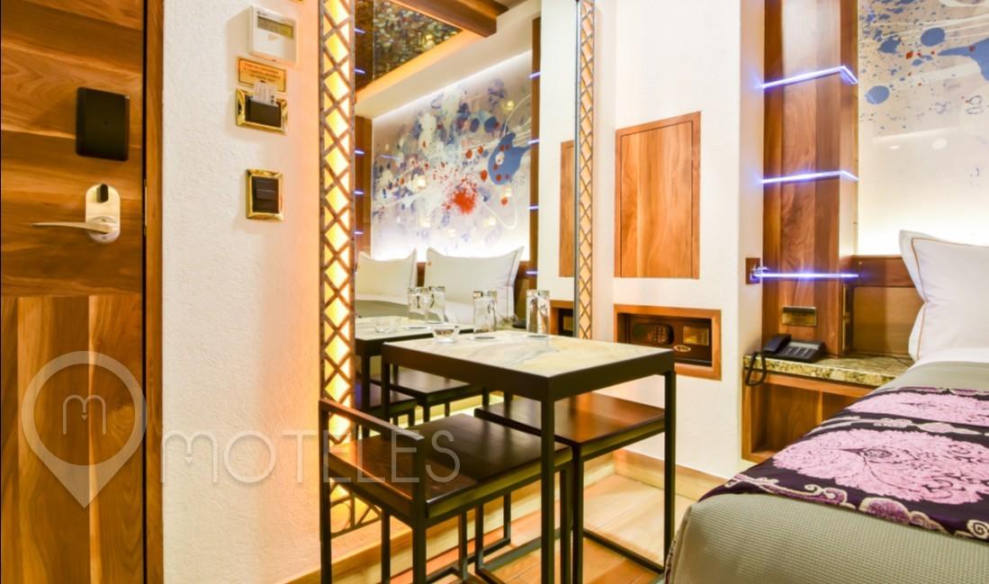 Habitacion Mini Suite  del Motel VP Vintage