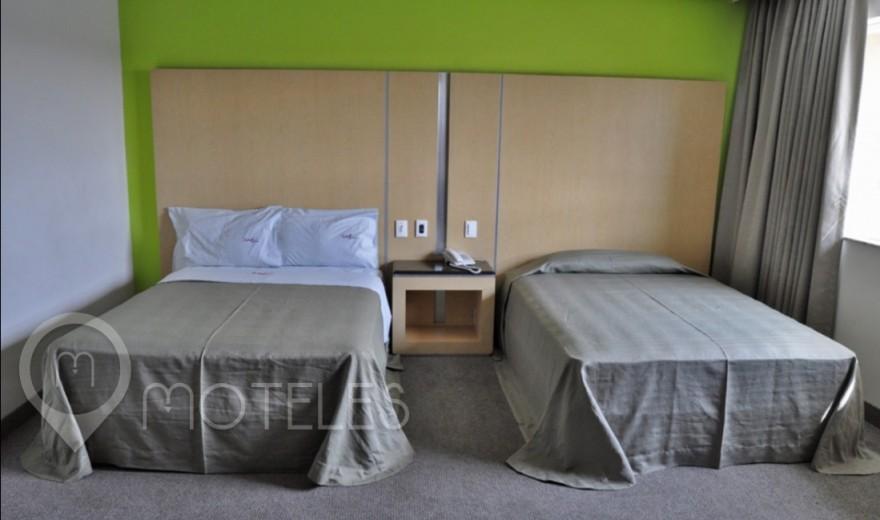 Habitacion Hotel Doble del Motel Xanadú Hotel & Suites