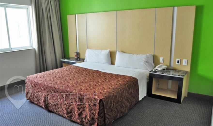 Habitacion Hotel Sencilla del Motel Xanadú Hotel & Suites