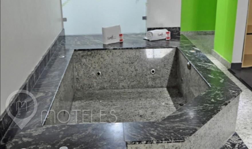 Habitacion Villa Jacuzzi del Motel Xanadú Hotel & Suites