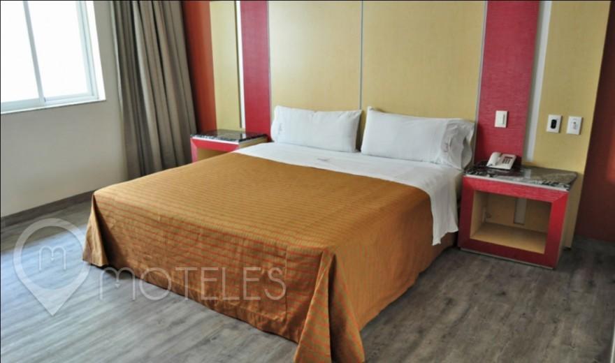 Habitacion Villa Sencilla del Motel Xanadú Hotel & Suites
