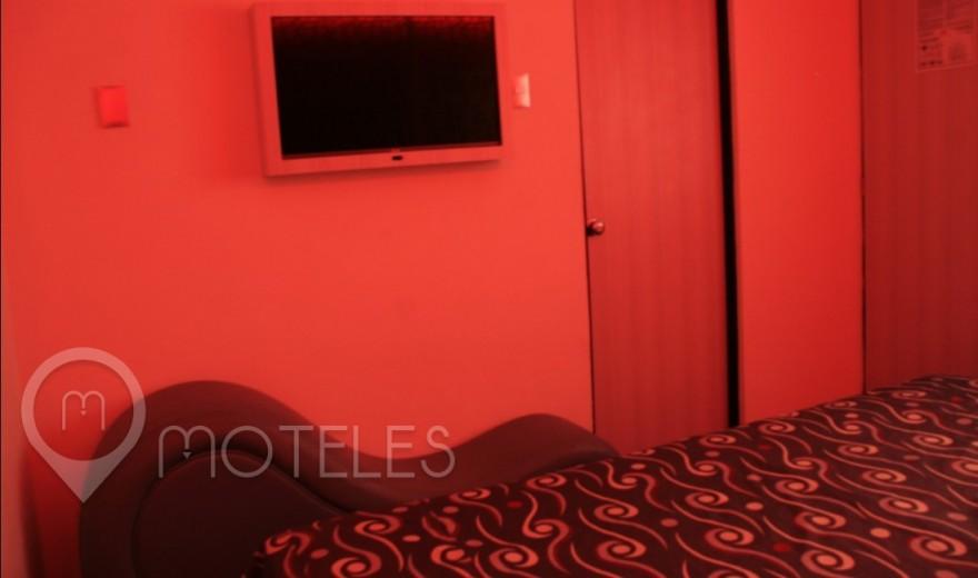 Habitacion Potro del Amor del Motel Zaragoza