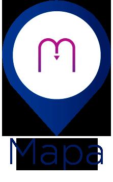 Moteles Mapa